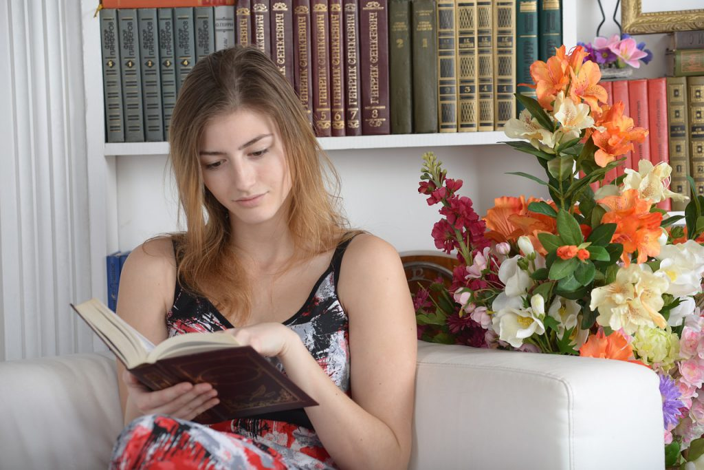 Does reading reduce stress