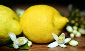 Vitamins For Stress Relief - Vitamin C in lemons