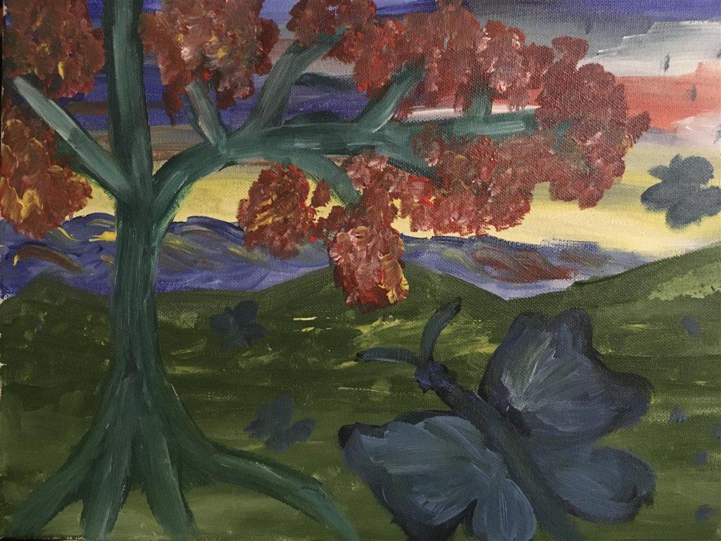 Does Art Reduce Stress