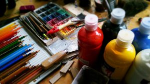 Does Art Reduce Stress