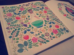 What Is The Best Adult Coloring Book