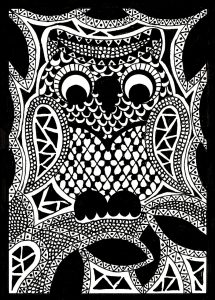 What Is Zentangle Art