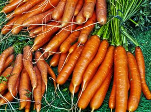 Carrots - The Source of Vitamin A