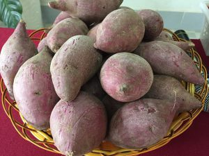 Sweet Potatoes - The Source of Vitamin A