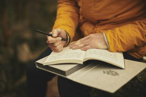 Journal Writing For Therapy