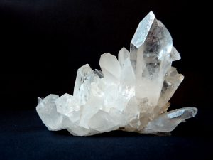 Clear Quartz For Stress