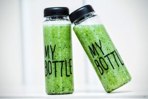Organifi Green Juice Bottle