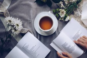 Tea Time With a Book