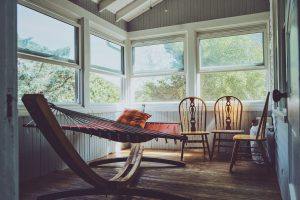 Hammock in Home For Relaxation