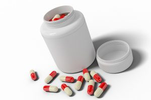 Supplements In a Jar
