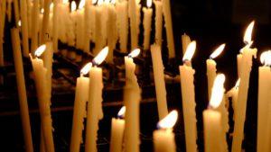 Candles For Meditation