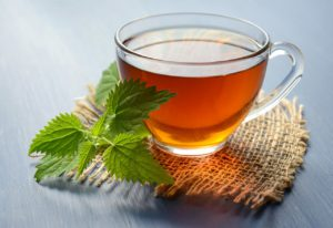 Nettle Tea For Stress Relief