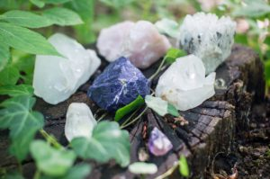 Crystals For Stress and Anxiety Relief