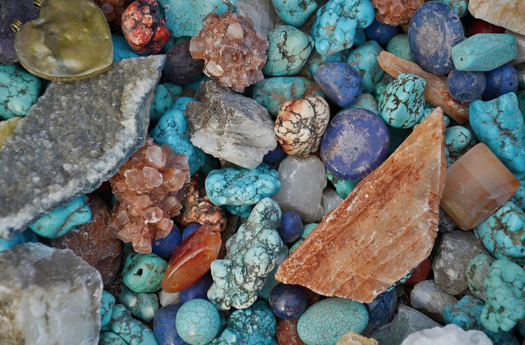 Healing Stones For Stress Relief