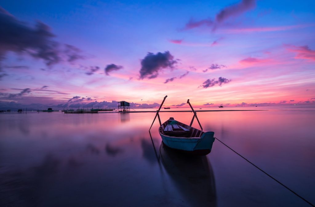 Sunrise, Relax and Travel
